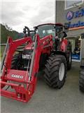 Case IH Luxxum 120, 2019, Tractors