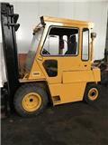 Caterpillar V 80 D, 1980, Diesel Trucker