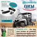 CFMoto ATV/UTV, 2020, Traktori
