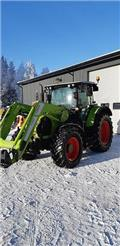 CLAAS Arion 550, 2013, Tractores