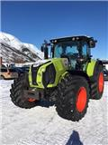 CLAAS Arion 650, 2016, Traktory