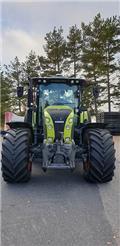 Claas Arion 650 Cebis, 2017, Tractors