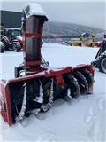 Dalen 2011-HMA, 2015, Snežne freze