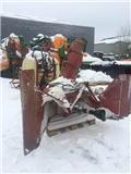 Dalen 278, Snežne freze
