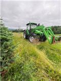 Deutz-Fahr AGROPLUS 85, 2000, Traktorer