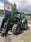 Deutz-Fahr Agrotron M-410, 2011, Traktorit