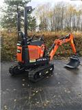 Doosan DX10Z, 2021, Mini excavators < 7t (Mini diggers)