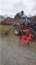 Duun SP 200, Mineral spreaders
