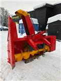 Duun TF 240, Snow throwers