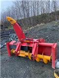 Duun TF 255, 2012, Snow Blowers