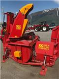 Duun TF 265 Hydrafeed, 2016, Other road and snow machines