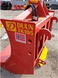 Duun TK 105 Tømmerklo, 2018, Muut metsäkoneet