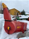 Duun VF253، قاذفات الجليد