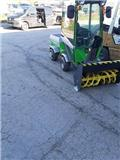 Egholm 2100, 2003, Other groundcare machines