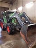 Fendt 415 Vario, 2007, Traktorer