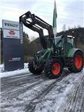 Fendt 516 Profi Plus, 2013, Traktorer