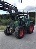 Fendt 718, 2011, Traktorji