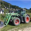 Fendt 724 Profi Plus, 2014, Traktorer