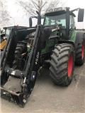 Fendt 820 Vario TMS, 2009, Traktorer