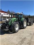 Fendt 939 vario ProfiPlus, 2015, Traktorit