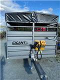 Gigant GA 640, 2020, Utility Trailers