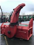Globus GTF 260, 2012, Snow throwers