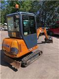 Hanix H 15 B, 2007, Mini Excavators < 7T (Mini Diggers)