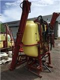 Hardi Master 1000, 2000, Self-propelled sprayers