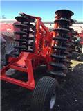 He-Va Disc-Roller, Drugi strojevi i priključci za obradu zemlje