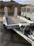 Ifor Williams GH126 MASKINHENGER, 2020, Utility Trailers
