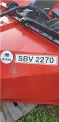 Igland SBV 2270 SideFlex, 2020, Snow throwers
