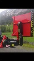 Ilsbo Krattknuser M 150, 2009, Другая техника для уборки снега
