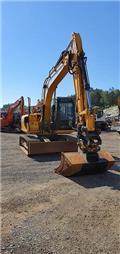 JCB JS 130 LC, 2012, Excavadoras de cadenas