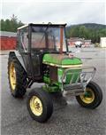 John Deere 1140, 1982, Traktorid