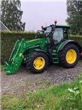 John Deere 125, 2018, Tractors