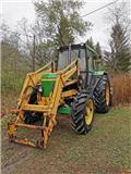 John Deere 2140, 1980, Tractores