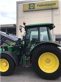John Deere 5100 R, 2010, Traktoren