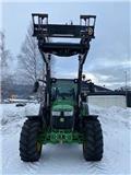 John Deere 5100 R, 2018, Traktorer