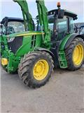 John Deere 6090 R C, 2014, Traktorer
