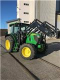 John Deere 6100 M C, 2015, Traktori