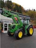 John Deere 6110 R C, 2014, Traktoren
