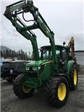 John Deere 6125 M, 2013, Traktoren