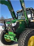 John Deere 6125 R, 2014, Traktori