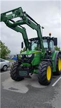 John Deere 6130 R, 2016, Traktorer