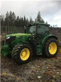 John Deere 6150 R, 2015, Traktor
