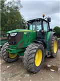 John Deere 6170 M, 2014, Traktorer