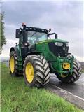 John Deere 6215 R, 2015, Traktorer
