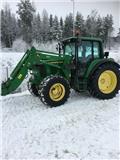 John Deere 6220, 2002, Traktorer