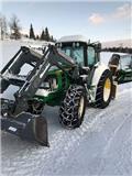 John Deere 6230 Premium, 2007, Tractors