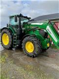 John Deere 6250R, 2018, Traktorit
